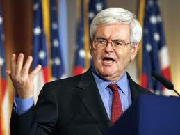 gingrich with eyeglasses from queens ny